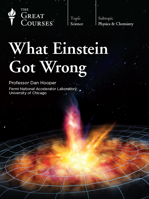 What-Einstein-Got-Wrong
