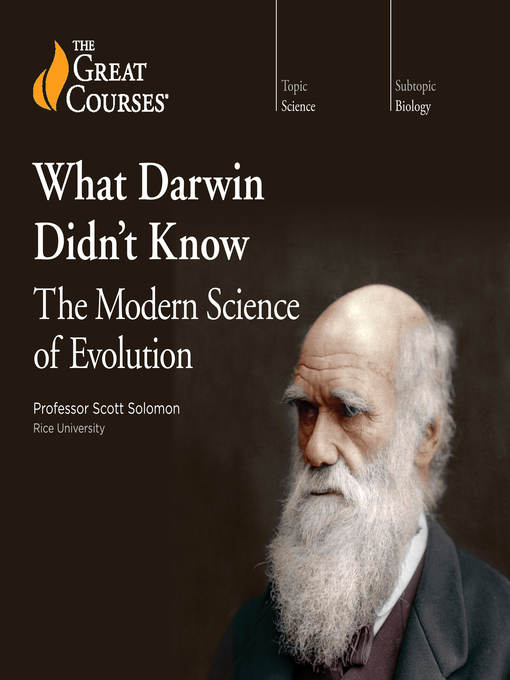 What-Darwin-Didn't-Know-The-Modern-Science-of-Evolution