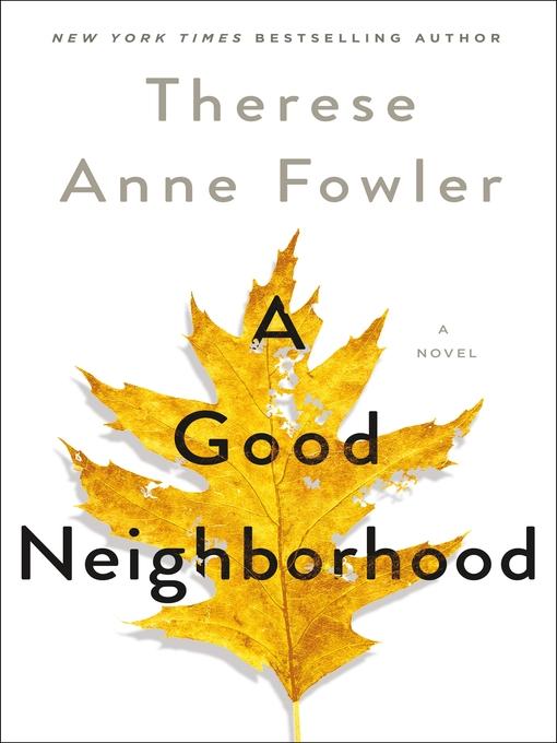 A-good-neighborhood