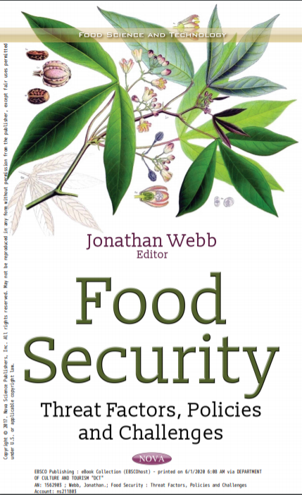 Food-Security:-Threat-Factors,-Policies-and-Challenges