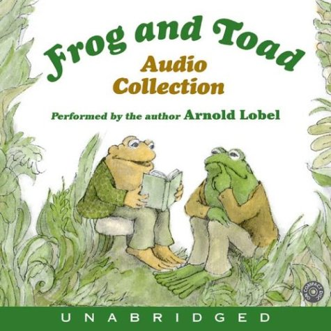 -Frog-and-Toad-Audio-Collection