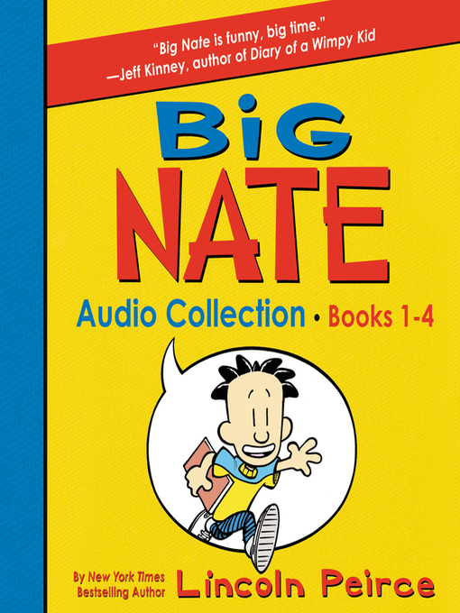 Big-Nate-Audio-Collection